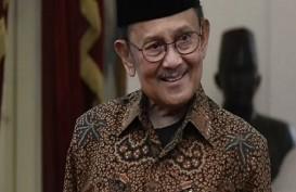 PWI Usul B.J. Habibie Dinobatkan sebagai Bapak Kemerdekaan Pers