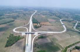 Begini Foto-Foto Pembangunan Jalan Tol Terpanjang di Indonesia