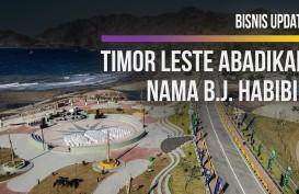 Timor Leste Abadikan Nama B.J. Habibie