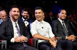 Messi Terima Ajakan Makan Malam Ronaldo