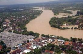 Ganjar Ajak Khofifah Atasi Pencemaran Sungai Bengawan Solo