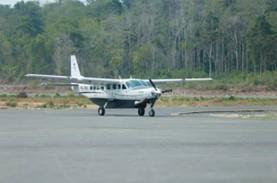 Mayoritas Penerbangan ke Berau Batal, Penumpang Bisa…