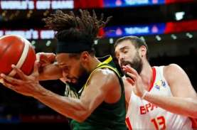Spanyol Susah Payah Atasi Australia, Lolos ke Final…