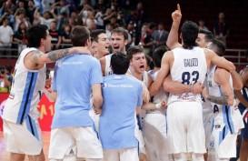 Hasi Piala Dunia Basket : Argentina Gasak Prancis, vs Spanyol di Final