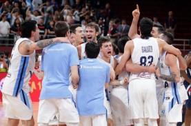 Hasi Piala Dunia Basket : Argentina Gasak Prancis,…