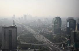 Udara Jakarta Pagi Ini Tidak Sehat