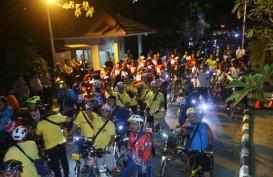 Disponsori BNI, Jambore Sepeda Lipat Nasional 2019 Diikuti 2.000 Peserta