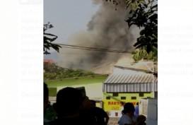 Kapolda Jateng Konfirmasi Gudang Penyimpanan Bahan Peledak dan Bom Brimob Semarang Meledak