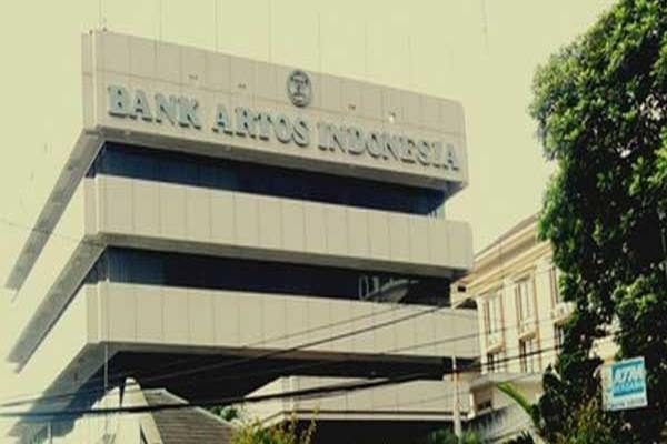 Gedung PT Bank Artos Indonesia Tbk - Istimewa