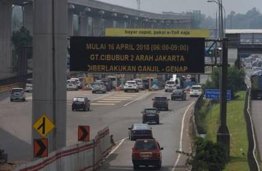 Jasa Marga Lakukan Pekerjaan Rekonstruksi Jalan Tol Jagorawi, Ini Jadwalnya
