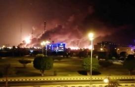 Kebakaran di Pabrik Minyak Saudi Aramco Didalangi Gerilyawan Houthi
