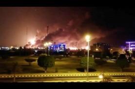 Arab Saudi Tuding Serangan Drone ke Aramco Aksi Terorisme