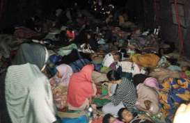 Gempa Halmahera Selatan : Warga Minta Hunian Sementara Segera Dibangun
