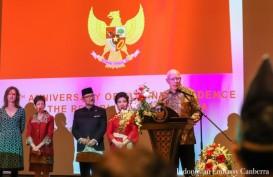 Rayakan 70 Tahun Hubungan Bilateral, Gubernur Jenderal Australia Berpidato Bahasa Indonesia