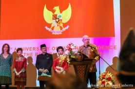 Rayakan 70 Tahun Hubungan Bilateral, Gubernur Jenderal…