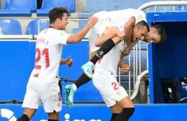 Hasil La Liga Spanyol, Sevilla Puncaki Klasemen Geser Atletico
