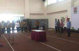 Tanpa Saut Situmorang, 4 Komisioner KPK Lantik Sekjen dan Deputi Penuntutan KPK yang Baru