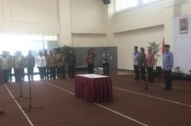 Tanpa Saut Situmorang, 4 Komisioner KPK Lantik Sekjen…