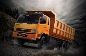 Pertambangan Lesu, Produsen Truk Bidik Logistik