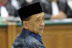Mantan Bupati Bangkalan Fuad Amin Wafat