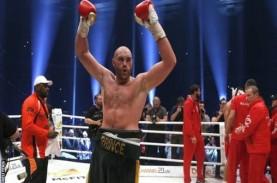 TINJU DUNIA : Tyson Fury Siap Berperang Melawan Deontay…