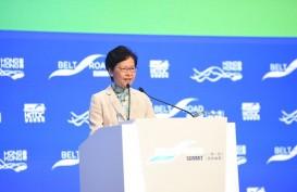 Carrie Lam Akan Buka Sesi Dialog dengan Warga Hong Kong