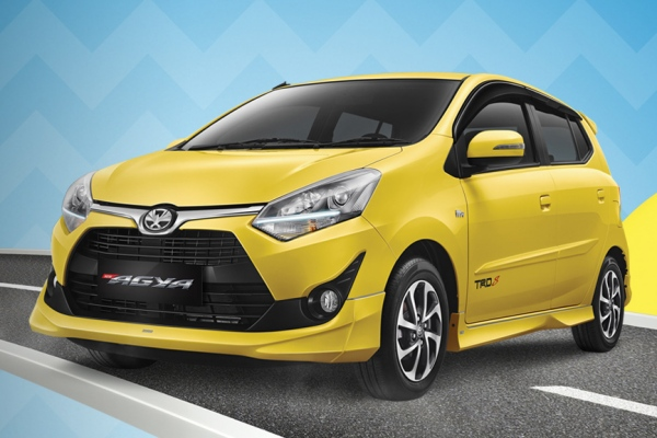 Toyota Agya - TAM