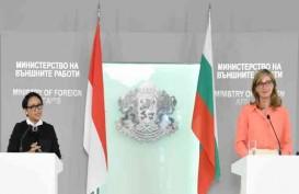 Perluas Pasar ke Eropa Timur, Menlu Kunjungi Bulgaria