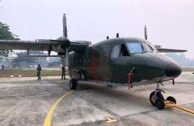 BPBD Tambah Dua Pesawat Tangani Karhutla Rintis Hujan Buatan