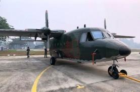 BPBD Tambah Dua Pesawat Tangani Karhutla Rintis Hujan…