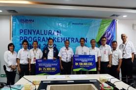 Bandara Jenderal Ahmad Yani Salurkan Dana Program…