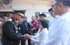 Upacara Militer Lepas Jenazah HS Dillon di Bali