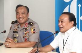 Kunjungi Bisnis, Dedi Prasetyo Beberkan 3 Isu Keamanan Nasional