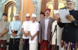 Tari Sakral Bali Akhirnya Dilarang Pentas untuk Kegiatan Komersial