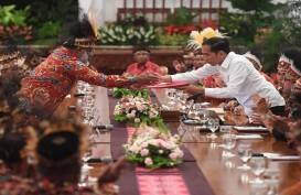 Kasus Papua : BIN Berperan Pertemukan Jokowi dan Tokoh Papua