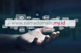 Diluncurkan Hari Ini, Nama Domain my.id Dibanderol…