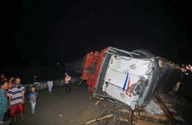 Kecelakaan Kereta Api : Selama 2019 Terjadi 55 Kasus di Daop 4 Semarang
