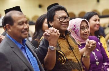 Kata Oesman Sapta, DPD Harus Sejajar dengan DPR
