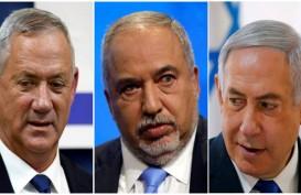 Pemilu Israel Usai, Gantz Berpeluang Kalahkan Netanyahu