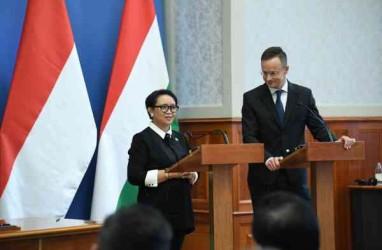 Kunjungi Hungaria, Menlu Retno Dorong Peningkatan Kerja Sama Perdagangan