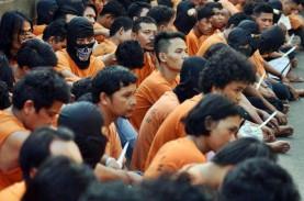Divonis 4 Bulan Penjara, 10 Terdakwa Kerusuhan 22…
