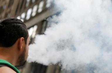 Resmi, New York Larang Penggunaan Rokok Elektrik