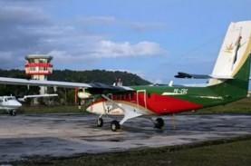 Pesawat Pengangkut Beras Bulog Hilang Kontak di Papua