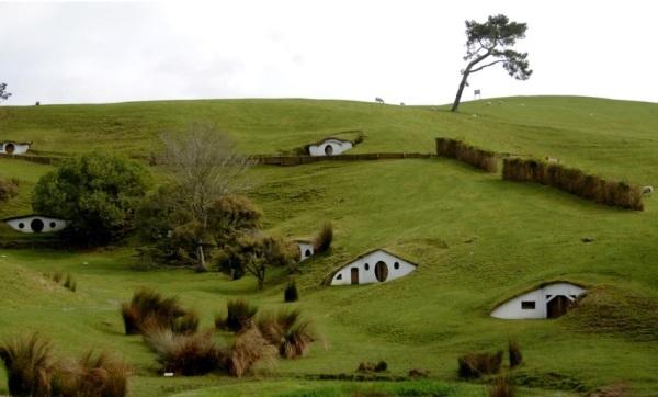 Lokasi syuting The Hobbit di Selandia Baru