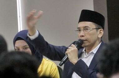 Ribuan Massa Tolak SK Penetapan TGB Zainul Majdi sebagai Ketua Umum Dewan Tanfidziyah PBNW