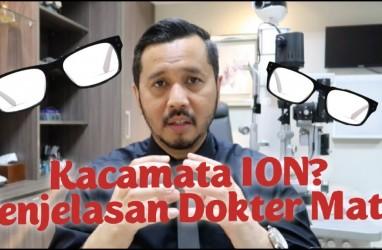 FACT OR FAKE : Kacamata Ion Bisa Sembuhkan Minus dan Katarak? Ini Penjelasan Dokter Spesialis Mata