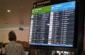 68 Penerbangan di Bandara Ahmad Yani Terganggu karena Kebakaran Hutan