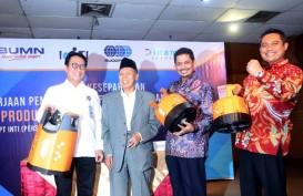 PT Inti Siap Produksi 500.000-600.000 Tabung LPG Composite
