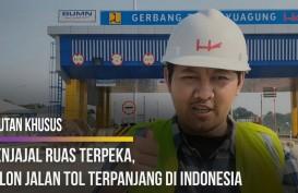 Menjajal Ruas Terpeka, Calon Jalan Tol Terpanjang di Indonesia
