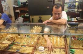 Turun Perlahan, Harga Emas di Banjarmasin Masih Berkilau